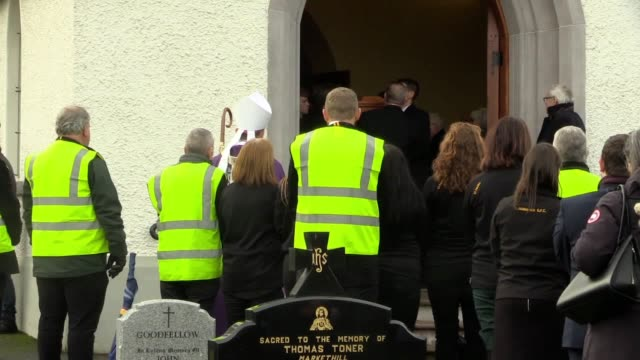 seamus mallon was a bridgebuilder who dedicated himself to peacemaking the head of the catholic church in ireland has told mourners at his funeral... - architect stock videos & royalty-free footage