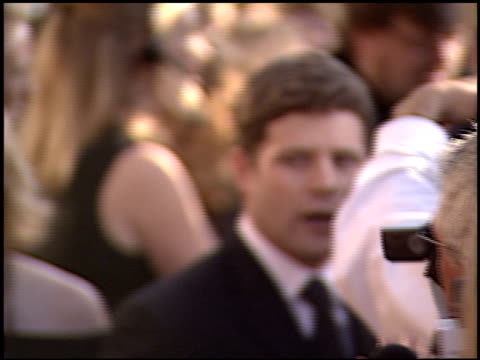 sean astin at the 2003 screen actors guild sag awards at the shrine auditorium in los angeles, california on march 9, 2003. - sean astin stock videos & royalty-free footage