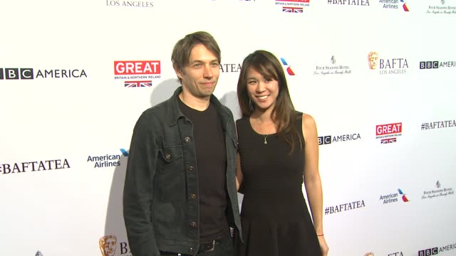 sean baker at the bafta los angeles awards season tea party at four seasons hotel los angeles at beverly hills on january 09 2016 in los angeles... - tea party stock videos and b-roll footage