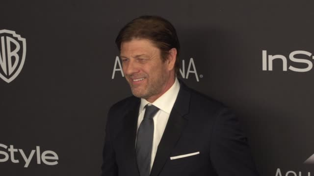 vidéos et rushes de sean bean at the 17th annual instyle and warner bros pictures golden globe afterparty at the beverly hilton hotel on january 10 2016 in beverly hills... - sean bean