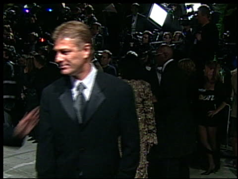 sean bean at the 2002 academy awards vanity fair party at morton's in west hollywood california on march 24 2002 - オスカーパーティー点の映像素材/bロール