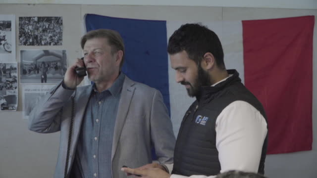 sean bean representing cure eb attends gfi charity day on september 11, 2019 in london, england. - sean bean stock videos & royalty-free footage
