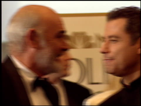 Sean Connery at the 1999 Golden Globe Awards at the Beverly Hilton in Beverly Hills California on January 24 1999
