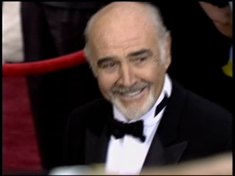 Sean Connery at the 2004 Academy Awards Arrivals at the Kodak Theatre in Hollywood California on February 29 2004
