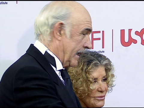 Sean Connery at the 34th AFI Life Achievement Award A Tribute To Sean Connery at the Kodak Theatre in Hollywood California on June 8 2006