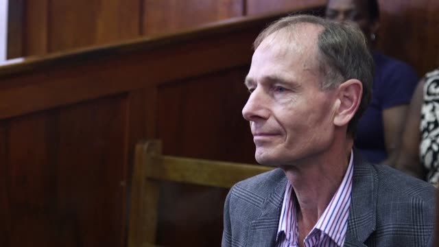 sean davison a right to die activist is facing an additional charge of pre meditated murder in the cape town magistrates court - euthanasia stock videos & royalty-free footage