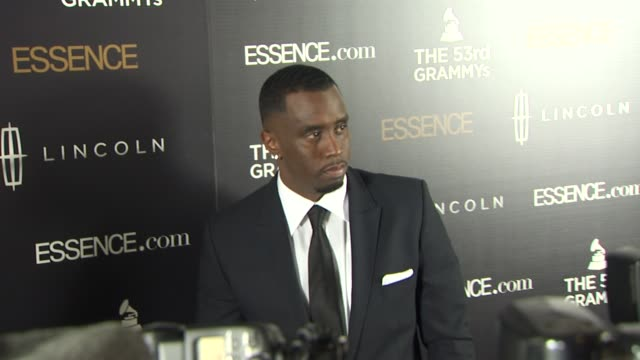Sean 'Diddy' Combs at the 2nd Annual ESSENCE Black Women In Music Event Honoring Janelle Monae at Los Angeles CA
