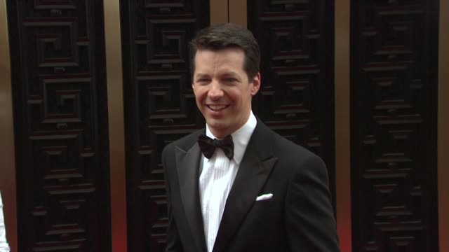 Sean Hayes at the 64th Annual Tony Awards at New York NY