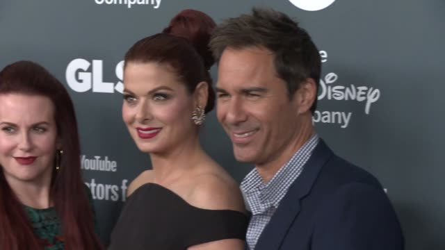Sean Hayes Megan Mullally Debra Messing Eric McCormack at 2018 GLSEN Respect Awards – Los Angeles in Los Angeles CA