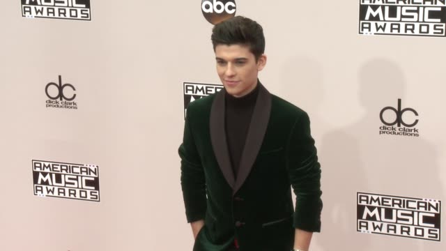 sean o'donnell at 2016 american music awards at microsoft theater on november 20 2016 in los angeles california - american music awards stock videos and b-roll footage