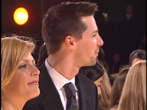 sean p hayes at the american comedy awards at shrine - sean hayes stock videos & royalty-free footage