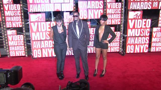 Sean 'PDiddy' Combs at the 2009 MTV Video Music Awards at New York NY