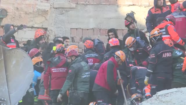 search and rescue efforts are underway after a deadly earthquake rattled eastern turkey, killing at least 22 people and injuring more than 1,030... - earthquake stock videos & royalty-free footage
