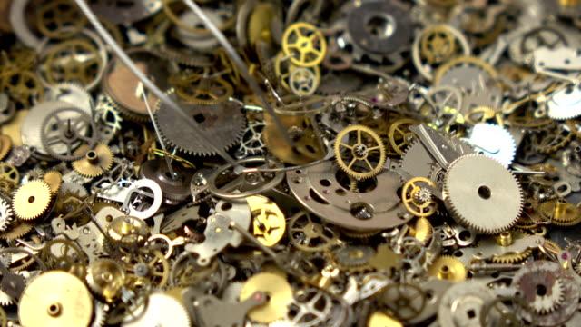 Search Engine Marketing Concept Via Clockwork Parts