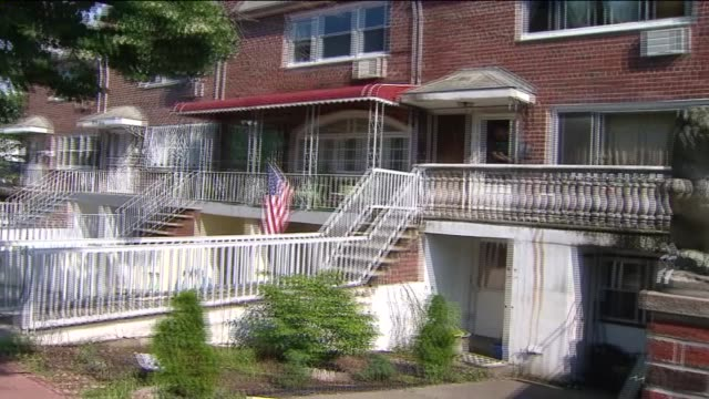 search for human remains at the home of late gangster jimmy the gent on june 18, 2013 in new york, new york - criminal stock videos & royalty-free footage