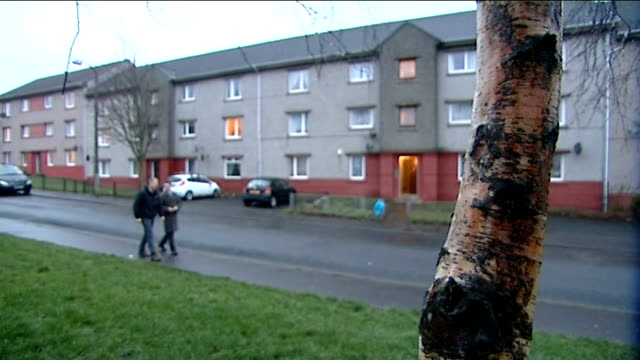 Search for missing boy Mikaeel Kular continues Suburban street Long shot of children crossing street Mark WilliamsThomas interview as along street...