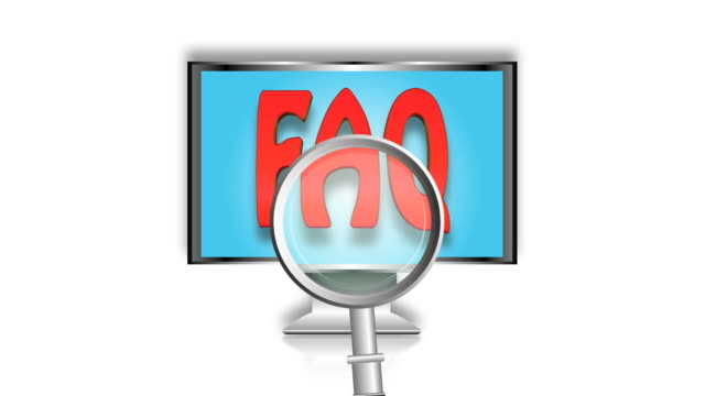 faq search - q and a stock videos & royalty-free footage