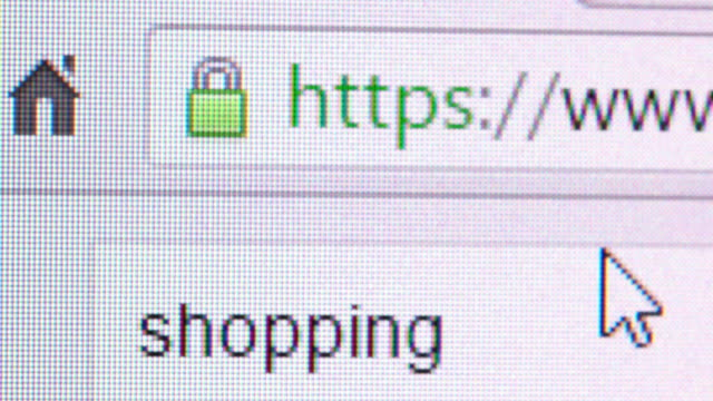 Searching for online shopping