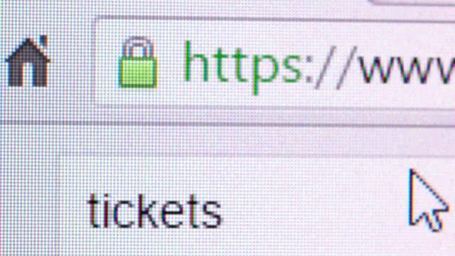 Zoeken voor online tickets