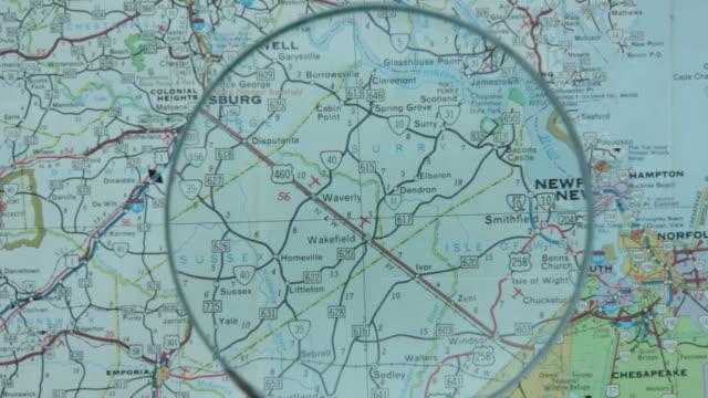 Buscar en el mapa.