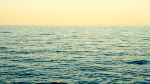 seascape in early morning - seascape stock videos & royalty-free footage