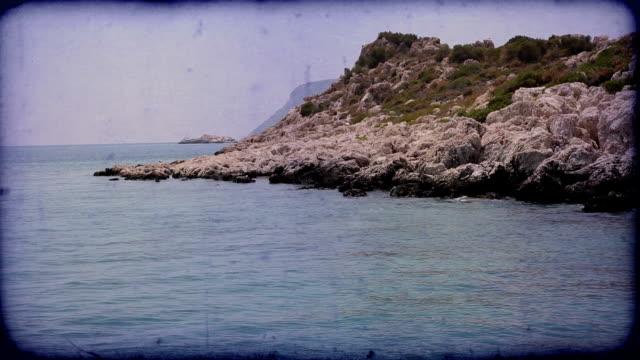 Seascape- retro