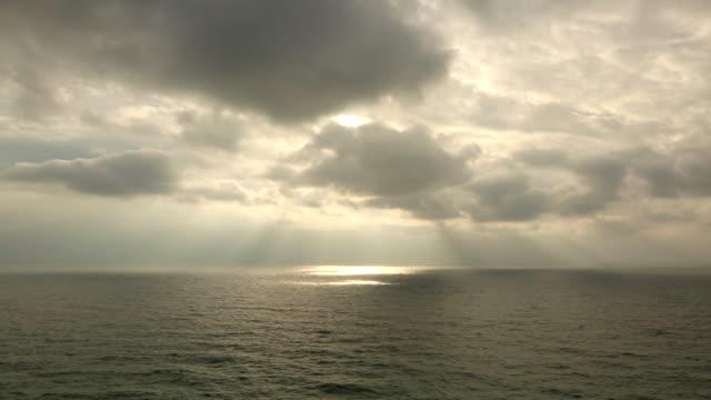 シーサイド(低速度撮影) - sunbeam点の映像素材/bロール