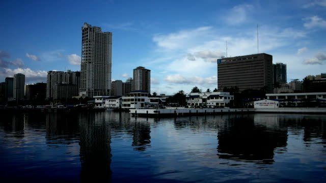 Seascape with Public Buildings Philippines