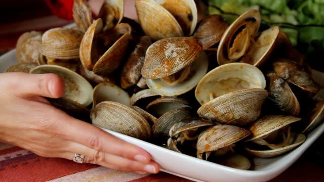 seashells dinner