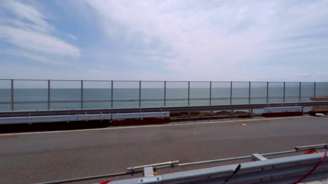 seaside drive - 4 k