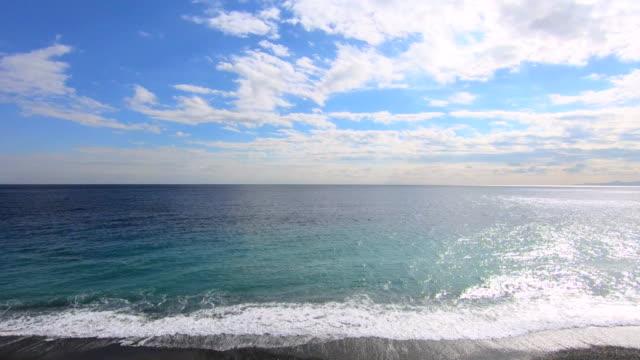 シーサイド ドライブ - 海岸線点の映像素材/bロール