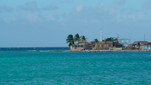 seaside house, cuba - cuba stock videos and b-roll footage