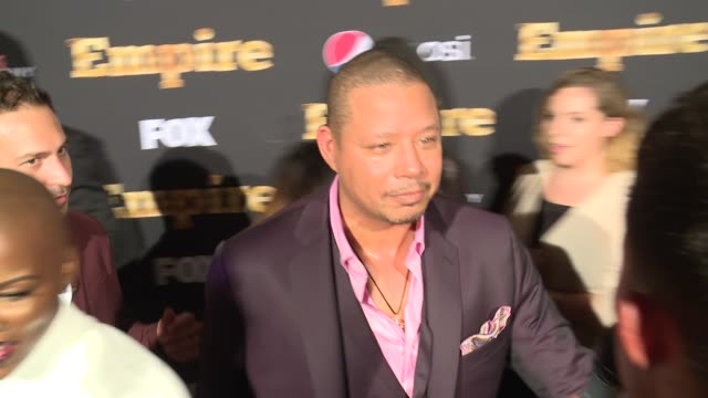 season two premiere at carnegie hall on september 12 2015 in new york city - terrence howard stock videos & royalty-free footage