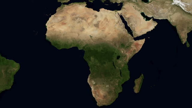 Seasons of Africa. Full HD and loopable