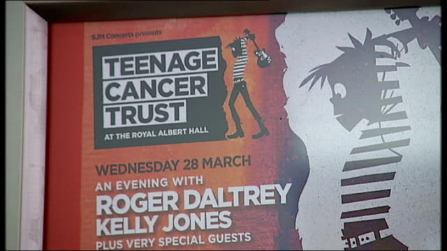 seats for charity gigs at royal albert hall touted for profit; ext exterior of royal albert hall red carpet being rolled out outside royal albert... - roger daltrey stock videos & royalty-free footage