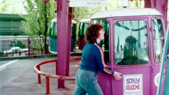 1978 Seattle Center Amusement Park