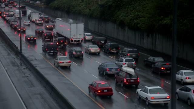 Seattle tráfego