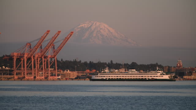 seattle - puget sound stock videos & royalty-free footage