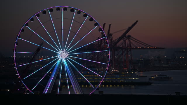 seattle - ferry ride stock videos & royalty-free footage