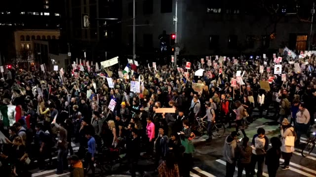 seattle - protest stock videos & royalty-free footage