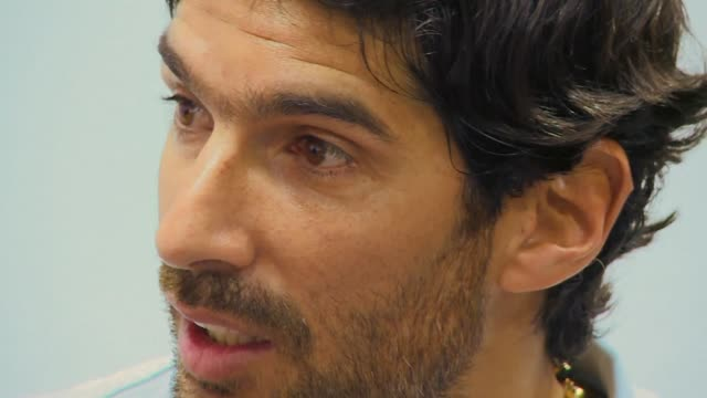 sebastian abreu nicknamed the crazy one after his eccentric behaviour on and off of the field is close to beating a world record for playing for the... - world record stock videos and b-roll footage