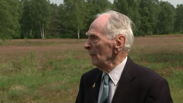 second world war battle of britain pilot captain eric 'winkle' brown dies aged 97 t26061535 / tx captain eric 'winkle' brown interview sot - captain stock videos and b-roll footage