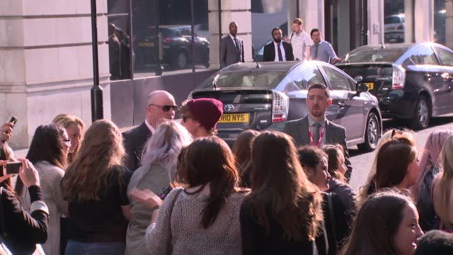 5 Seconds of Summer at Celebrity Sightings in London on 1st July 2014 in London England