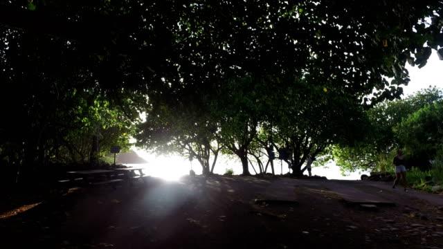 Geheimen Weg zur versteckten Strand auf der Insel Maui