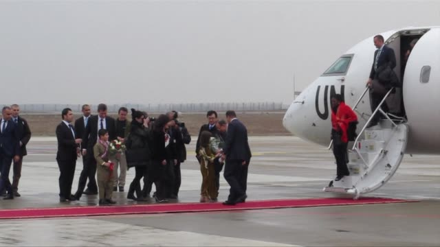 UN Secretary General Ban Kimoon visited the Iraqi Kurdish capital on Tuesday for talks on Syria CLEAN Ban Kimoon visits Iraq Kurdish region for on...