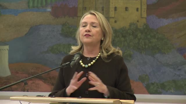 US Secretary of State Hillary Clinton held up Croatia as a model of democracy in the Balkans during a visit Wednesday that comes just eight months...