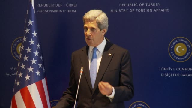 US Secretary of State John Kerry on Sunday called on Turkey and Israel to fully normalise their ties two weeks after the Jewish state's USbrokered...