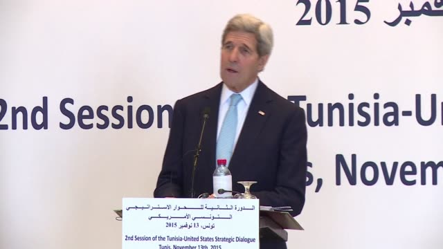 us secretary of state john kerry said friday he was confident sinjar would be freed from the islamic state group within days after kurdish forces... - sinjar stock videos & royalty-free footage