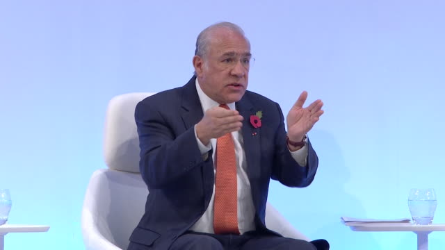 SecretaryGeneral Angel Gurria saying there needs to be a change in the rules that make avoiding tax legal