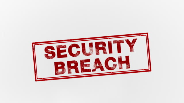 security breach - postage stamp stock videos & royalty-free footage